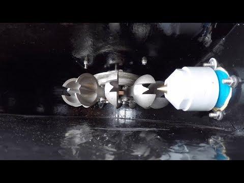 DIY Micro Hydro Elecric part 2 The Turbine