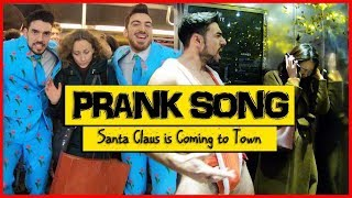 Santa Claus is Coming to Town [PRANK SONG] - ft iPantellas, Vanni, Matt & Bise, Ame Dose e Paciello