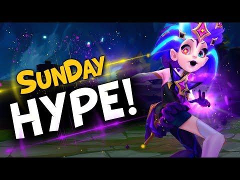GOD LEVEL SAVE, SICK ULTI! | League OOF SUNDAY HYPE! (Episode 1)