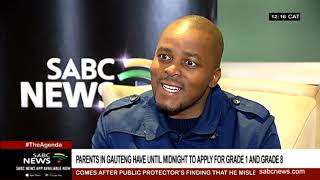 Gauteng parents urged to submit outstanding documents for Grade 1 and 8 admissions