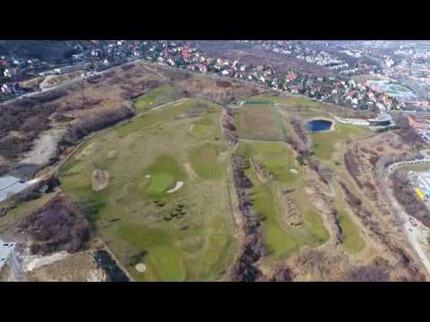 Academy Golf Budapest tavasszal
