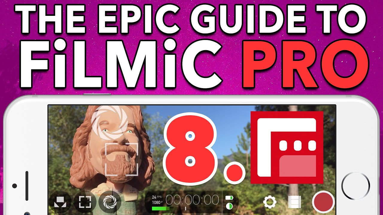 8  Setting Your Frame Rate - Epic Guide to FiLMiC Pro