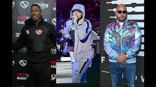 Eminem diss Nick Cannon again on Fat Joe song