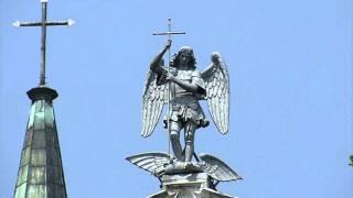 Koronka Uwielbienia Boga ze Świętym Michałem Archaniołem i Chórami Aniołów