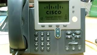 how can i reset cisco 7941 IP phone or Ways to Reset a Cisco IP Phone