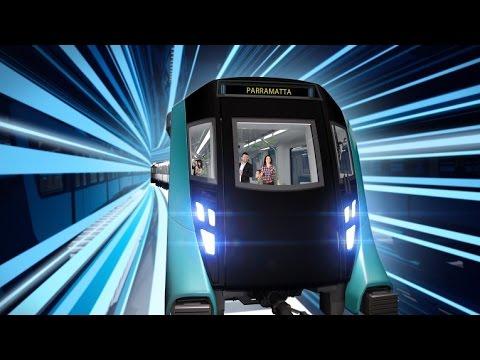 Sydney Metro West - Full alignment