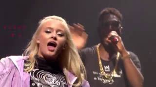 tinie tempah ft zara larsson girls like live v festival 2016 hd hq