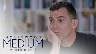 Steve-O Stills Suffers Over Trauma Late Mom Suffered | Hollywood Medium with Tyler Henry | E!
