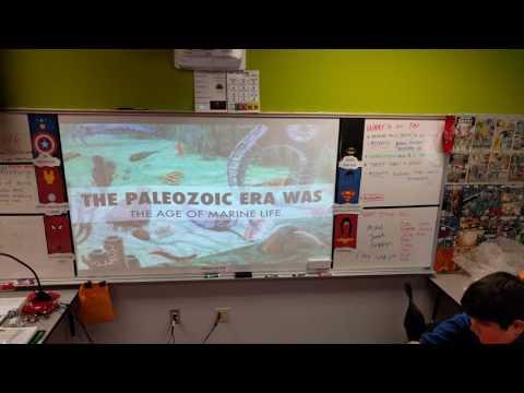 Core 2 - GEOLOGIC TIME SCALE - Eras (James Corden)