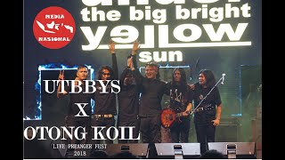 Under The Big Bright Yellow Sun x Otong Koil - Aku Rindu | Preanger Fest 2018