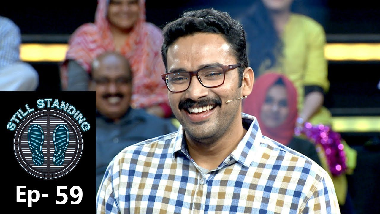 Still Standing I Ep 59 - A Fighting finale with Dr. Sriram Venkitaraman IAS! I Mazhavil Manorama