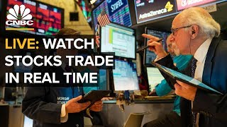 LIVE: Watch stocks trade in real time after S&P's worst day since financial crisis – 3/10/2020