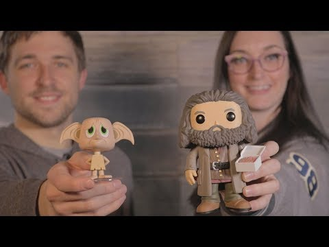 New Harry Potter Pop and Vynl Unboxing
