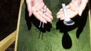 Ложка Optimus Titanium Foldable Long Spoon обзор и впечатления.