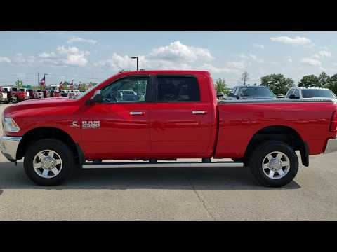 SOLD! 10186 2013 RAM 2500 CREW BIG HORN CUMMINS DIESEL FLAME RED FOND DU LAC www.SUMMITAUTO.com