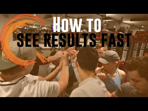 How To See Results Fast Working Out | Xperience Fitness
