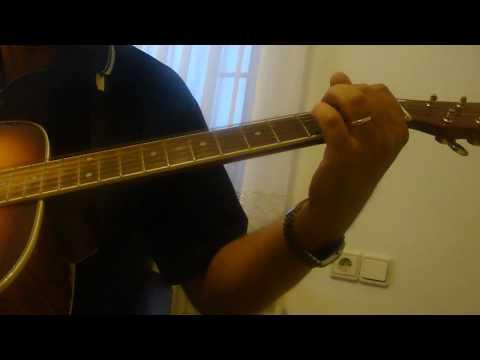 Whitesnake Here I Go Again-Acoustic cover