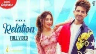 Tere Mere Rishte Nu Nazar Na Lag Jaye Lokkan Di |  Relation | Lyrics | Mahira Sharma