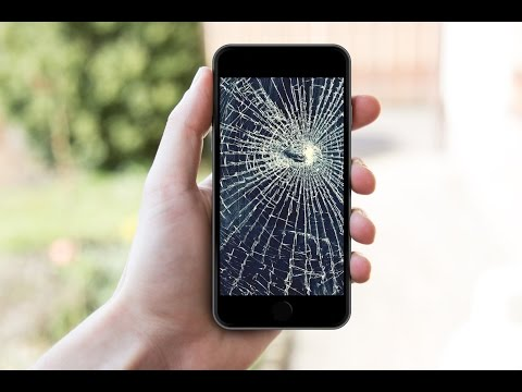 broken iphone screen how to fix a iphone screen 10310