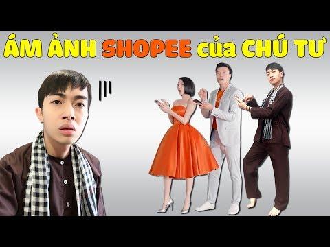 ÁM ẢNH SHOPEE của CHÚ TƯ CrisDevilGamer