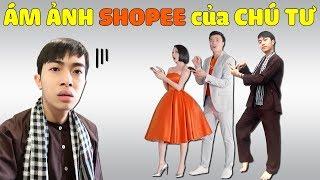 ÁM ẢNH SHOPEE của CHÚ TƯ CrisDevilGamer thumbnail
