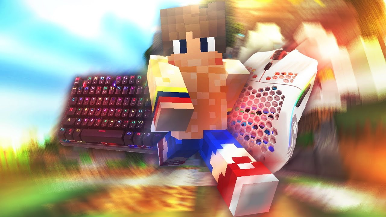 MOUSE & KEYBOARD SOUNDS IN SKYWARS WITH GLORIUS MODEL O