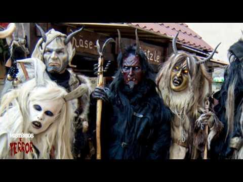 Folclóre - Criaturas macabras do natal