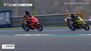 [REPLAY] Underbone 150cc Race 2 Highlights - 2018 Rd1 Thailand
