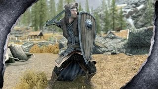 ▶Skyrim Remastered: Talos Housecarl Armor Pack ♦️MOD SHOWCASE♦️ | Killerkev ✔️