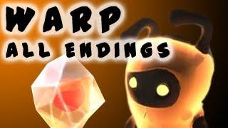 WARP: All Endings (Spoilers)