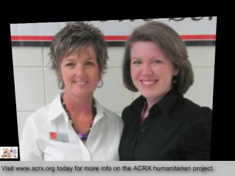 Ward Central Elementary School Receive Tribute & Medicine Coupons by Charles Myrick of ACRX