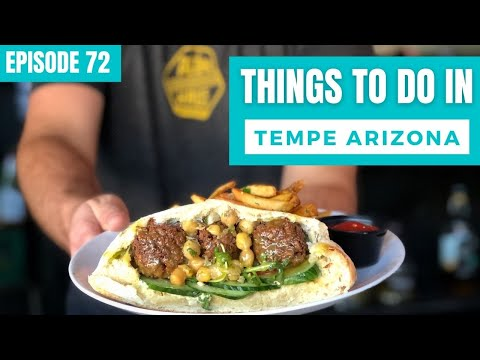 Tempe Arizona Travel Guide