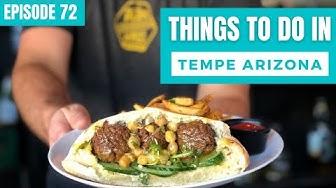 Tempe Arizona Travel Guide