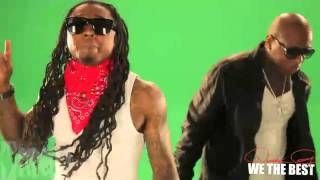 Ace Hood- Hustle Hard Remix (Video) Feat Lil Wayne   Young Jeezy YScRoll