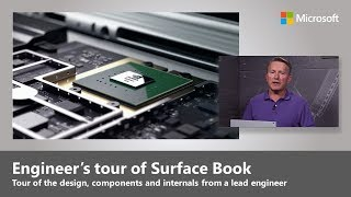 redefining the laptop an engineer s tour of microsoft surface book