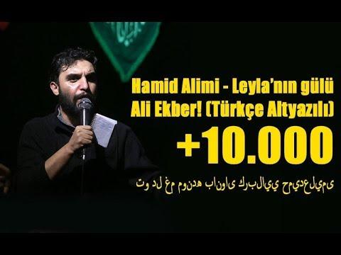 حمید علیمی - تاسوعا سال ۱۳۹۱ (حضرت ابوالفضل)- PART 7-  Hamid Alimi, Tasua, Hazrat Abolfazl 2012