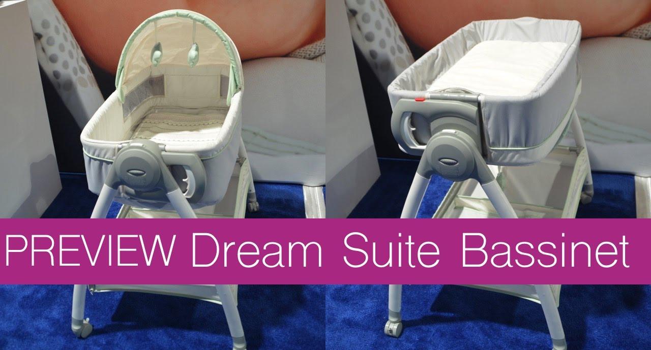 Lullaby Graco Dream Suite Bassinet