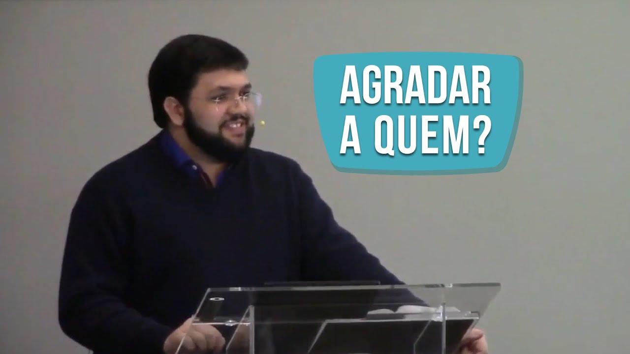 AGRADAR A QUEM? | Jonatas Miranda