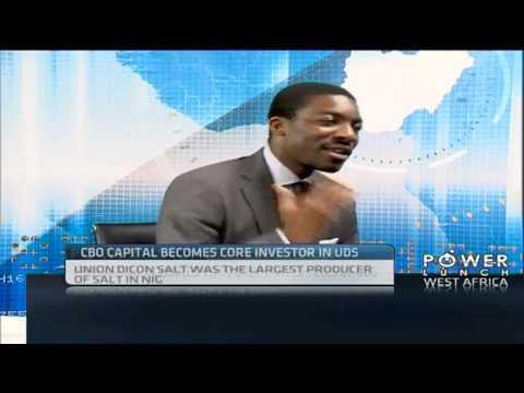 CBO Capital Partners a minority shareholder in Union Dicon Salt