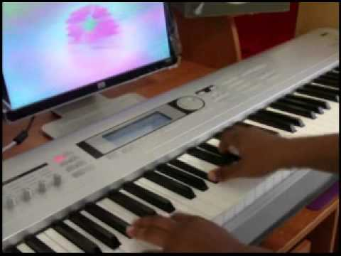 Najee's 'Morning Tenderness' on Piano