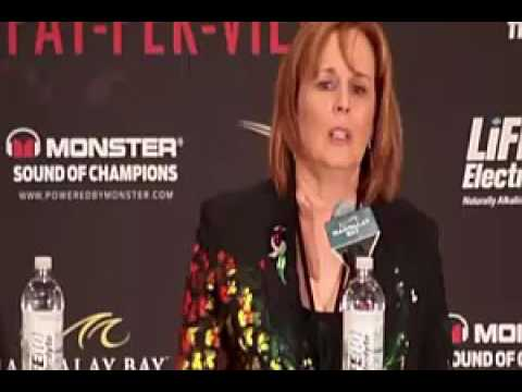 KATHY DUVA ADMITS SHE WILL LOSE vs ANDRE WARD in APPEAL NSAC