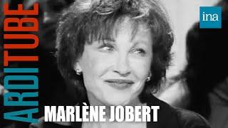 Marlène Jobert et sa fille Eva Green - Archive INA