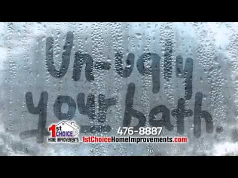 Bathroom Contractor Pensacola Destin Ft Walton Gulf Breeze 1st Choice Home Improvements Youtube
