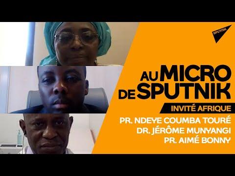 """VIDEO/""""L'AFRIQUE DOIT PARTICIPER AUX ESSAIS SUR LE VACCIN ANTI-CORONAVIRUS"""""""