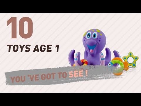 Toys Age 1, Uk Top 10 Collection // New & Popular 2017