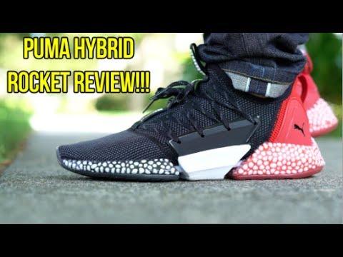 6ffb7f634d31 PUMA HYBRID ROCKET REVIEW + ON FEET!!! - YouTube