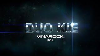 Duo Kie en el ViñaRock 2014