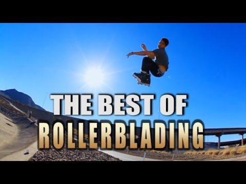 THE BEST OF ROLLERBLADING -  Edit by ivan higgins.