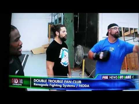 Double Trouble Deangelo Williams Johnathan Stewart Fox News