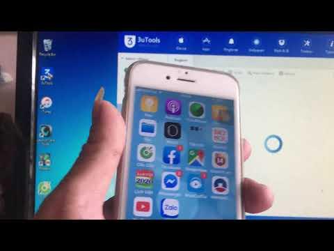 Cài nhạc chuông cho iPhone bài hát yêu thích bằng 3uTools  mp4